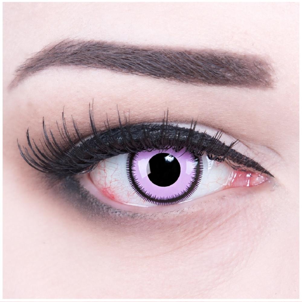 manga purple lunatic kontaktlinsen cosplay. Black Bedroom Furniture Sets. Home Design Ideas