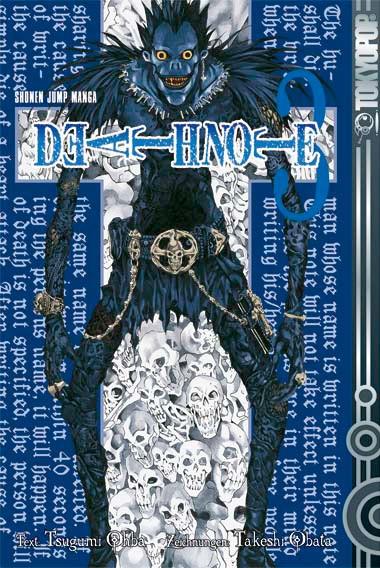 Bildergebnis für death note 3 manga