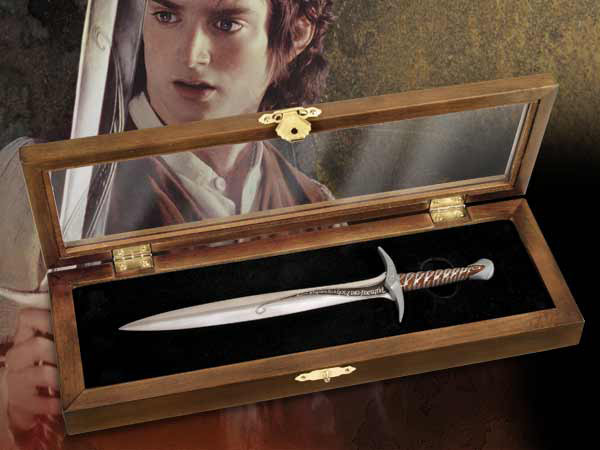 Herr der Ringe Schwert Stich Brieföffner