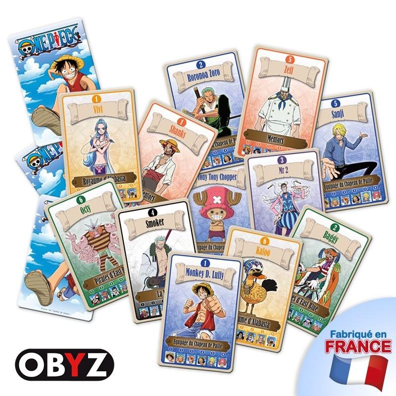 Amazon Jeux De Cartes Mangas