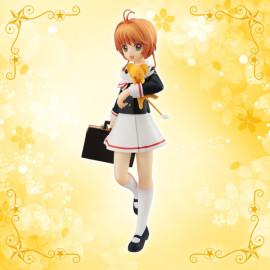 Card Captor Sakura: Clear Card-hen - Kinomoto Sakura & Kero-chan - 17 cm Special Figur