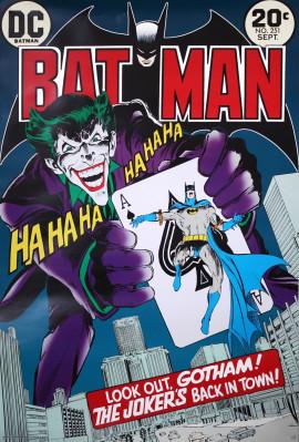 Batman Comic 91,5x61cm Poster