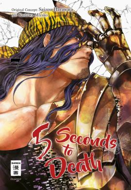 5 Seconds to Death 7 Manga