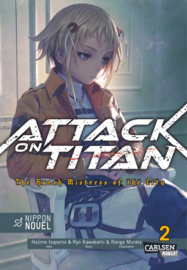 Attack on Titan  - The Harsh Mistress of the City 2 Manga