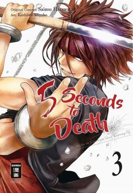 5 Seconds to Death 3 Manga
