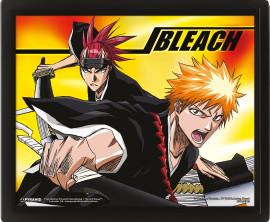 Bleach Team Up 26 x 20 cm 3D Rahmenbild