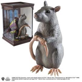 Harry Potter Magical Creatures Statue Scabbers 13 cm Figur