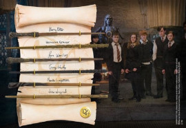 Harry Potter Dumbledores Armee Zauberstab-Kollektion