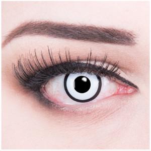White Zombie Kontaktlinsen