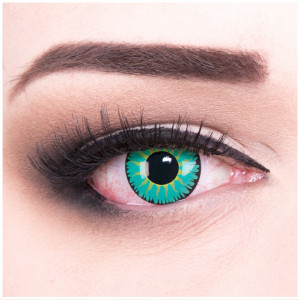 Jade Warrior Kontaktlinsen