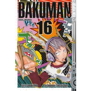 Bakuman. 16 Manga