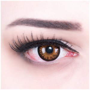 Eternal Amber Kontaktlinsen