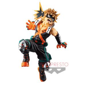 My Hero Academia - King of Artist Bakugo Katsuki 18 cm Figur