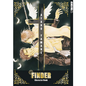 Finder Character Book
