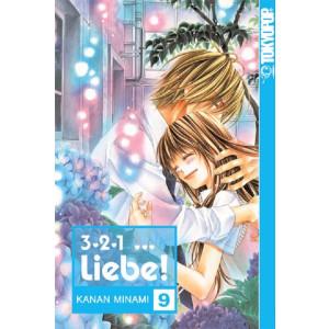 3, 2, 1 ... Liebe!  9 Manga