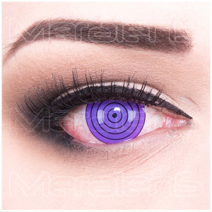 Violet Rinnegan Kontaktlinsen