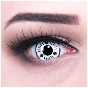 White Sharingan Kontaktlinsen