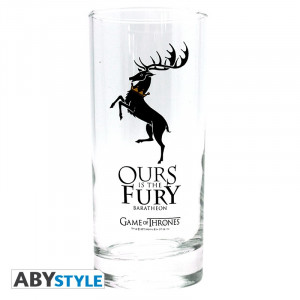Game Of Thrones Baratheon 290ml Glas