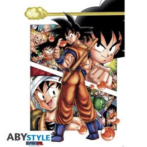 Dragon Ball Son Goku Story Poster
