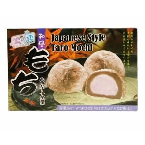 Mochi - Klebreiskuchen - Taro in Geschenk-Box 210g - Yuki & Love