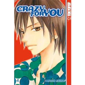 Crazy For You  4 Manga