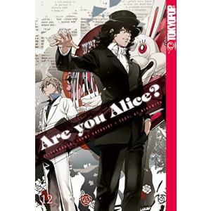 Are you Alice? 12 Manga