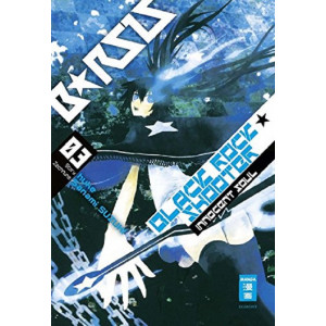 Black Rock Shooter 3 Manga