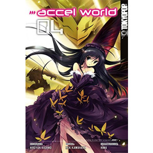 Accel World 4 Manga