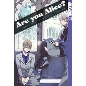 Are you Alice? 11 Manga