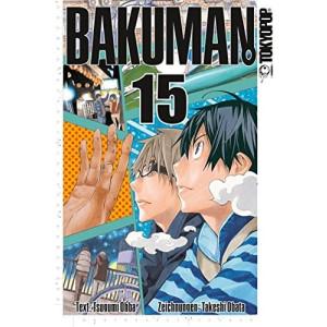Bakuman. 15 Manga