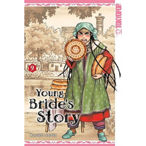Young Bride's Story 9 Manga