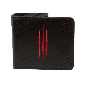 Diablo 3 Logo Leder Portmonee