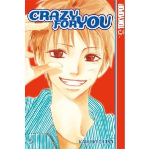 Crazy For You  5 Manga