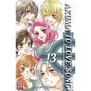 Akuma to love song 13 Manga