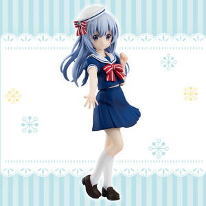 Is the Order a Rabbit? - Chino Kafuu [Sailor Ver.] 18 cm Special Figur