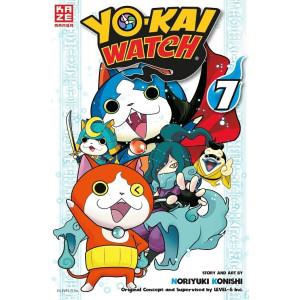 Yo-kai Watch 7 Manga