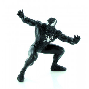 Marvel Comics Black Spider-Man Figur