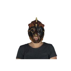 Steampunk Latexmaske