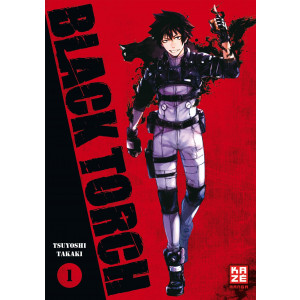 Black Torch 1 Manga