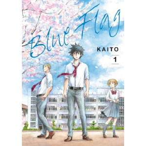 Blue Flag 1 Manga