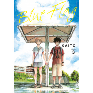 Blue Flag 3 Manga
