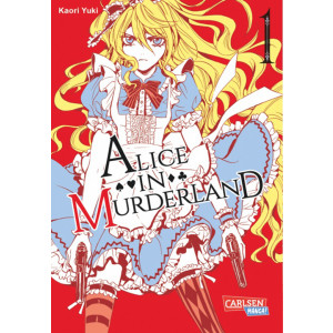 Alice in Murderland 1 Manga