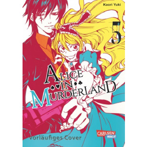 Alice in Murderland 5 Manga