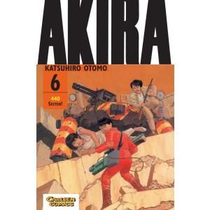 Akira 6 Manga