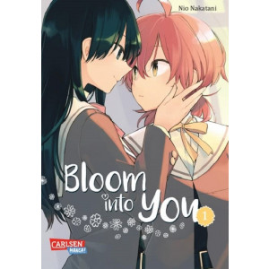 Bloom into you 1 Manga