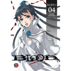 Blood +  4 Manga