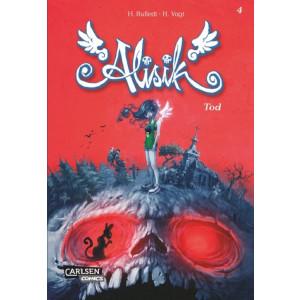 Alisik 4 Manga