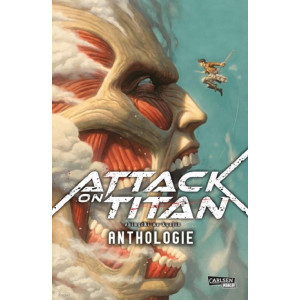 Attack on Titan Anthologie Manga