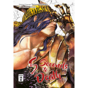 5 Seconds to Death 7 Manga