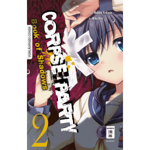 Corpse Party – Book of Shadows 2 Manga